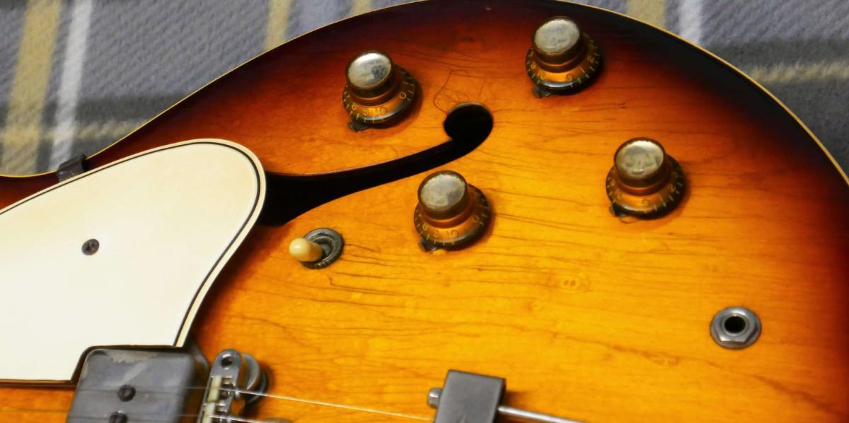 5492 - Epiphone 1964 Casino - E230TD - Guitars4You