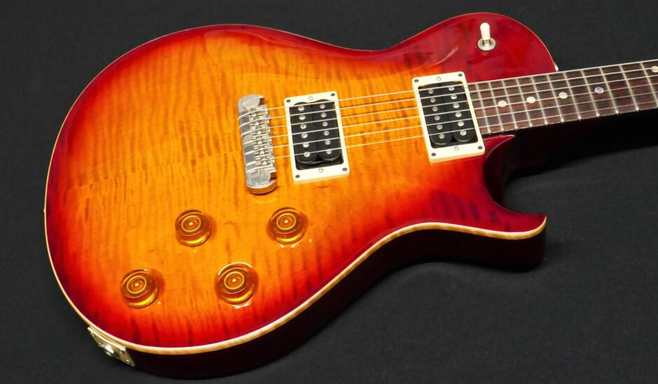 PRS SC250 Dark Cherry Sunburst